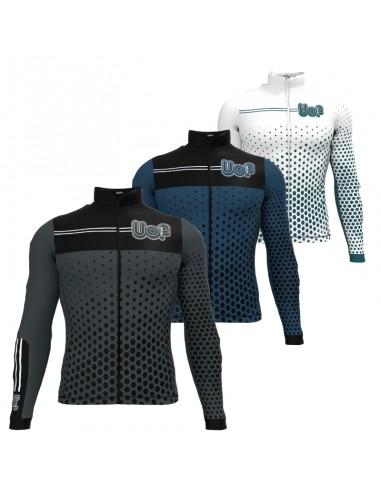 Instinct jersey full zip L/S